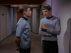 Spock:Bones