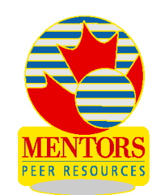 MENTORS Peer Resources Logo